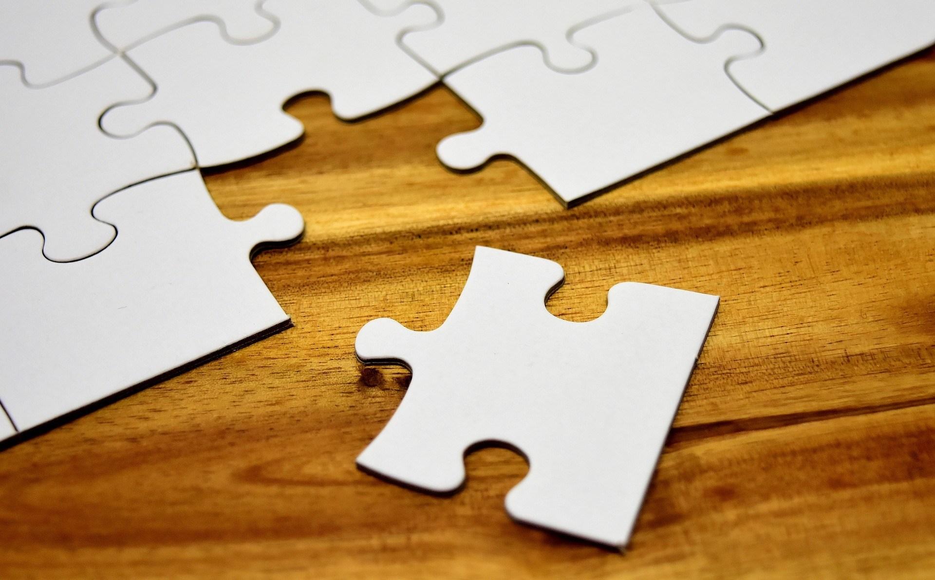 dernière pièce du puzzle